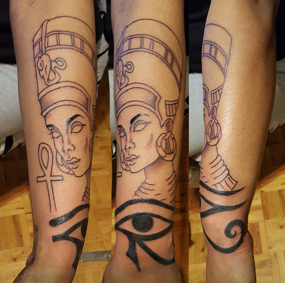 pharaoh-tattoo
